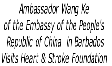 Ambassador Wang Ke 